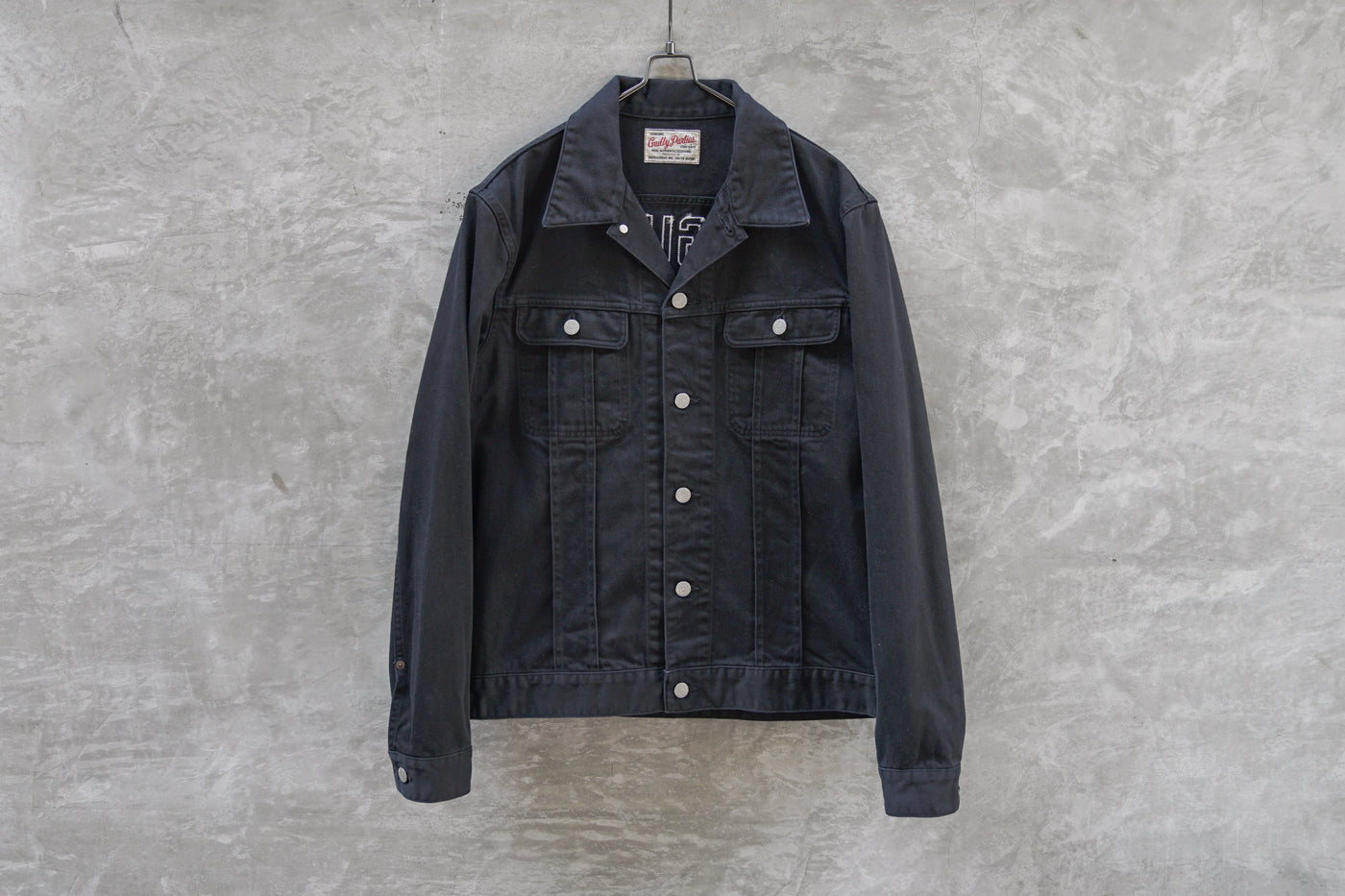 Wacko Maria The Guilty Parties Paradise Tokyo Denim Jacket AW12