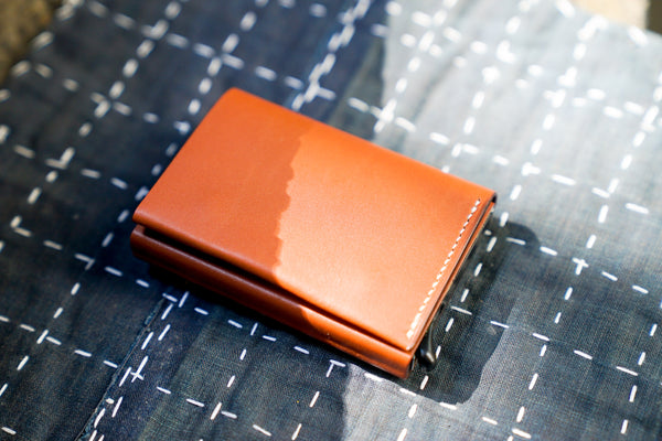 ITTI Mii Celt Card Unit / C.Calf Brown - OKURA