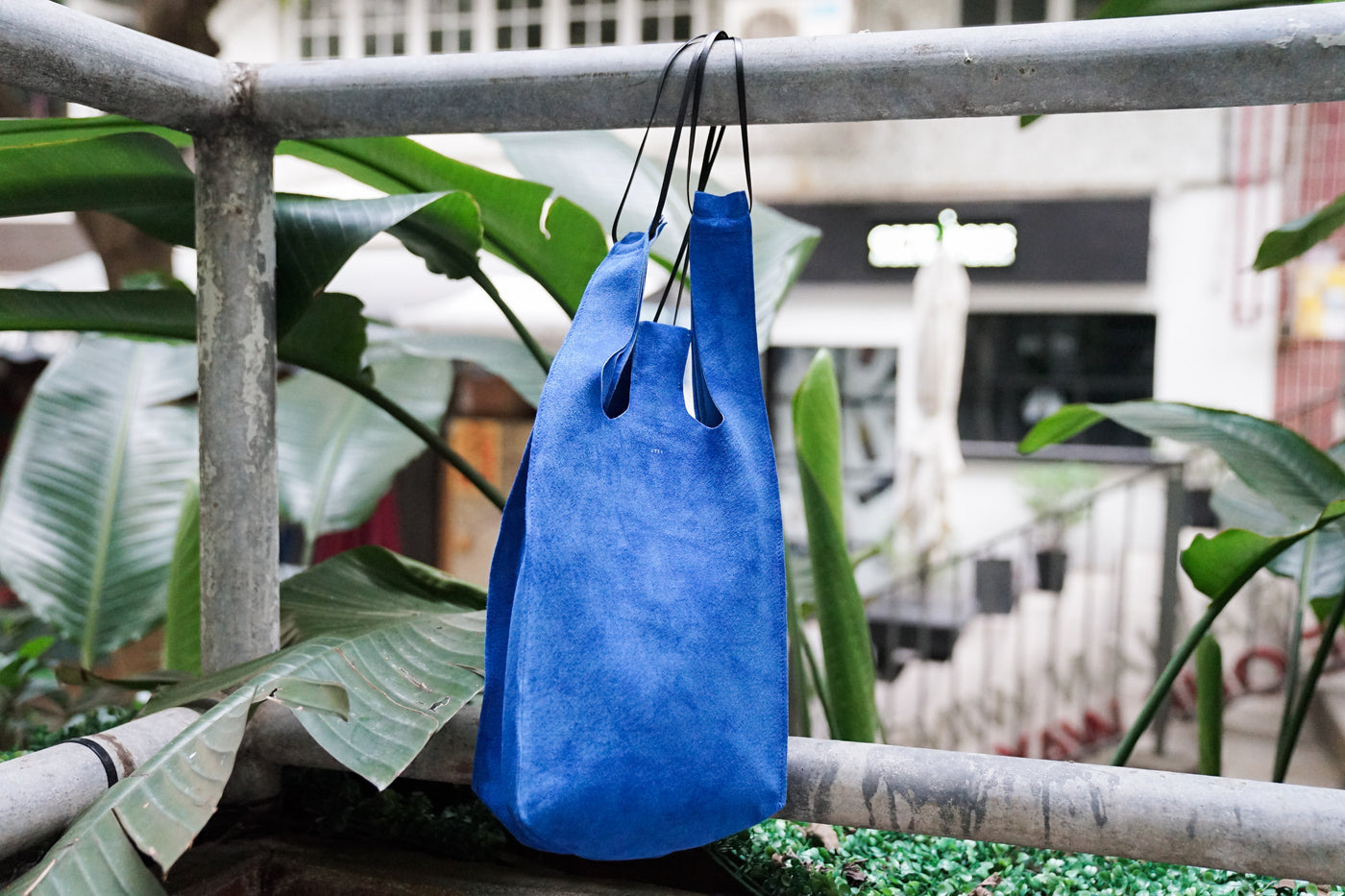 ITTI Annie Register Bag / Custom Blue - OKURA