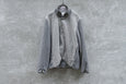 Ganryu Comme Des Garcons Grey Fleece Jacket - OKURA