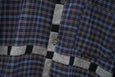 Comme Des Garcons Shirt Mix Pattern Checked Patchwork Long Sleeves Shirt - OKURA