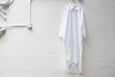 Yuumi Aria Dress Shirt One Piece White - OKURA