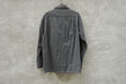 Elephant Blanc Cotton Long Sleeve Shirt Gray