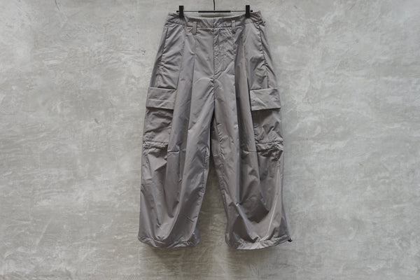 Shinya Kozuka Deliveryman - Hi Density Polyester Twill Grey
