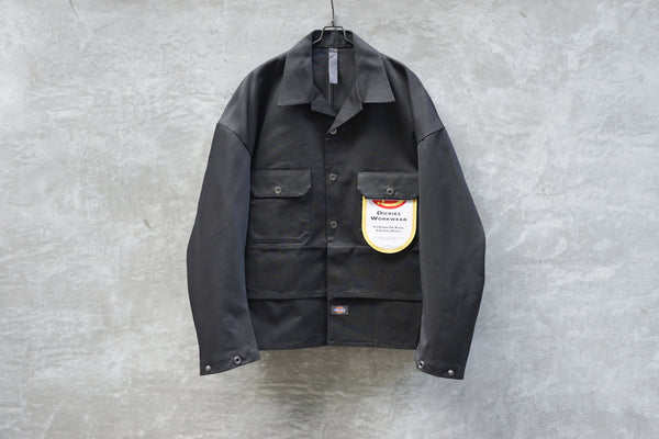 Shinya Kozuka Tacked-In With Dickies Black