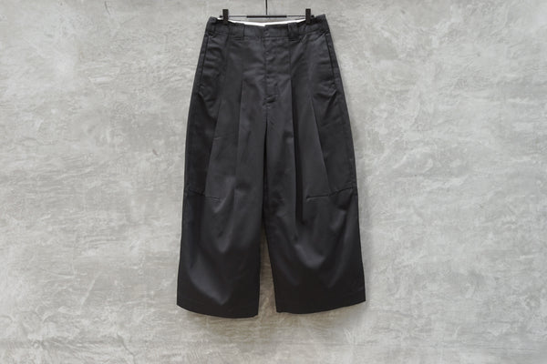 Shinya Kozuka Baggy With Dickies Black