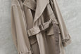 Rainmaker Motorcycle Coat Grey