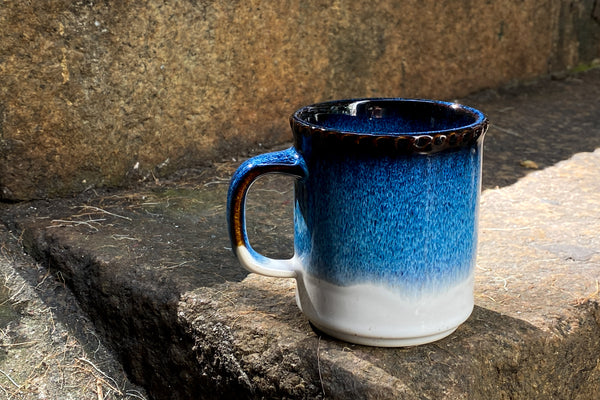 Aito Ridge Mug Navy