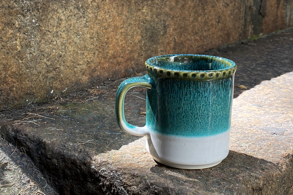 Aito Ridge Mug Green