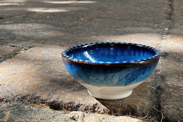 Aito Ridge Bowl Navy