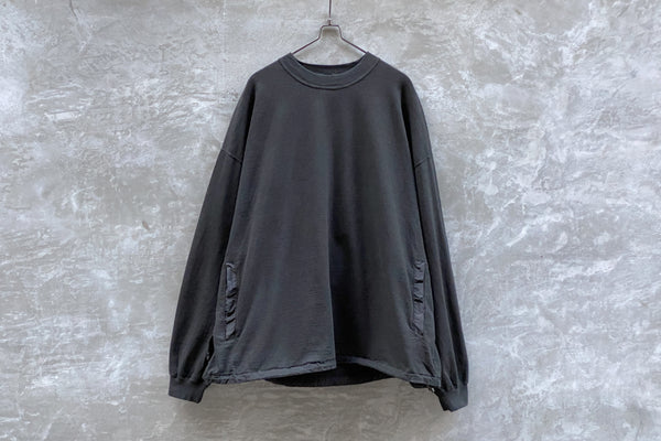 Remi Relief Briefing L/S Cut&Sew Type 1 Black