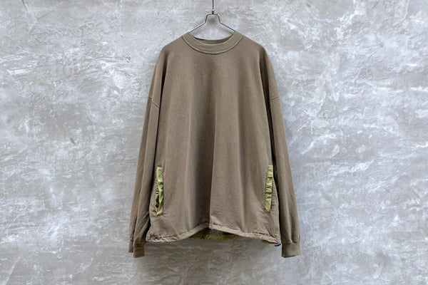 Remi Relief Briefing L/S Cut&Sew Type 1 Khaki