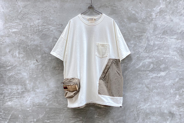 Remi Relief Briefing S/S Tee Type 2 White