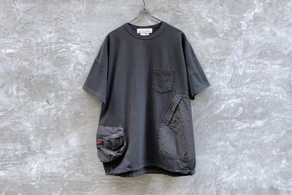 Remi Relief Briefing S/S Tee Type 2 Black