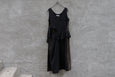 Old Honey 51C Dress Black - OKURA