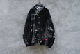 Phingerin Night Shirt Gauze Pixe Room Black - OKURA