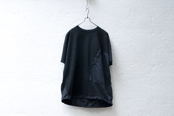 Remi Relief Briefing Tee C Black - OKURA