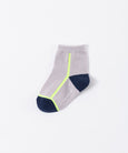 Tricote Kids Pattern Socks Blue - OKURA