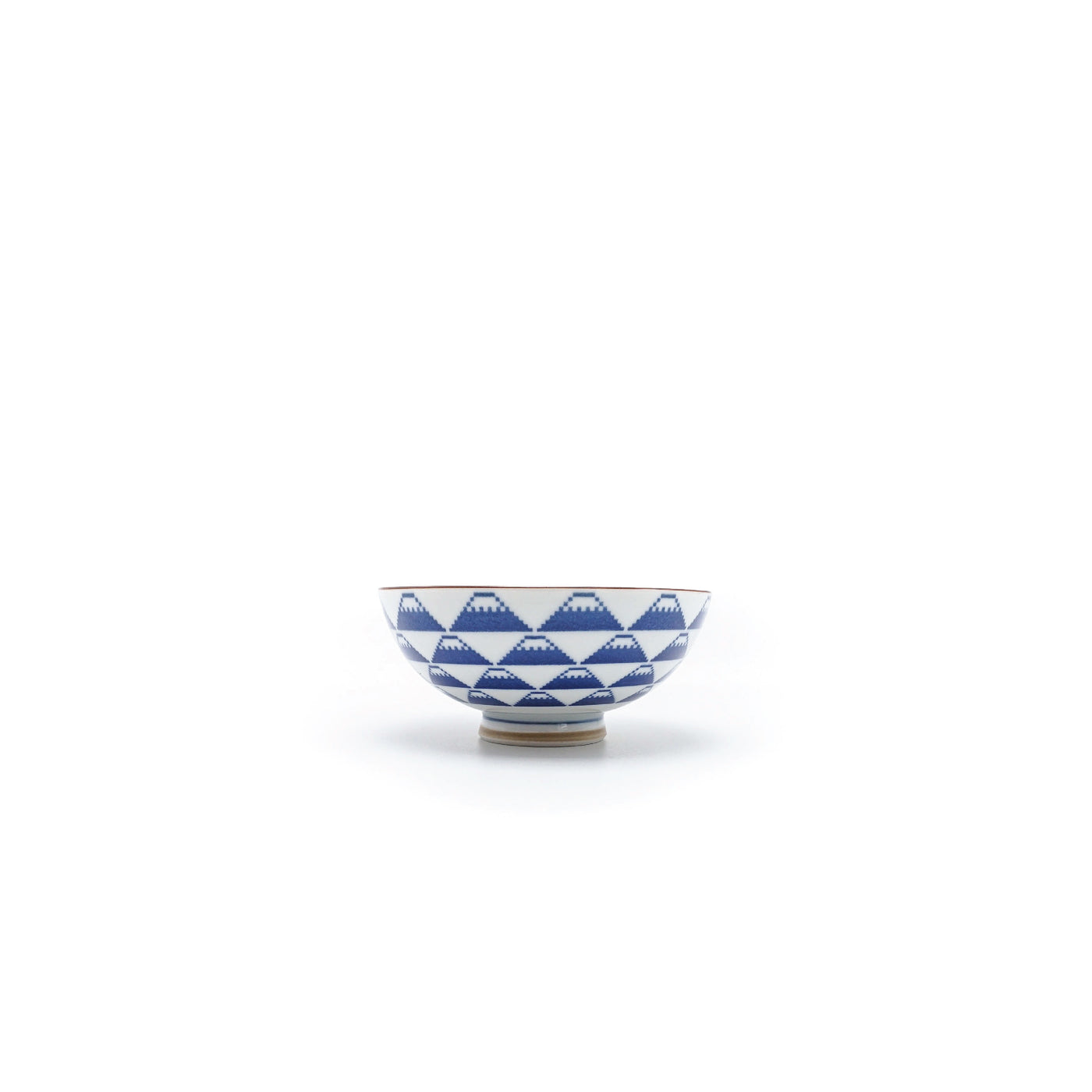 The Porcelains Fuji Bowl White - OKURA
