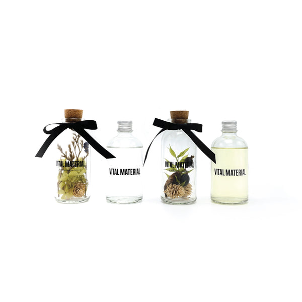 Vital Material Reed Diffuser Mini Bottle Set - OKURA