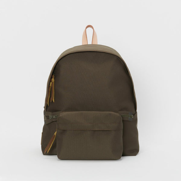 Hender Scheme Back Pack Khaki Green