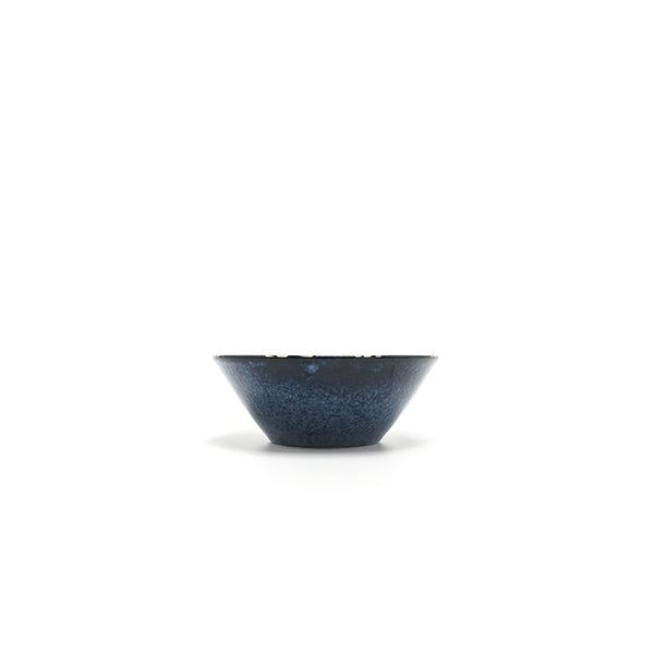 Aito Nordic Flower Small Bowl Navy - OKURA