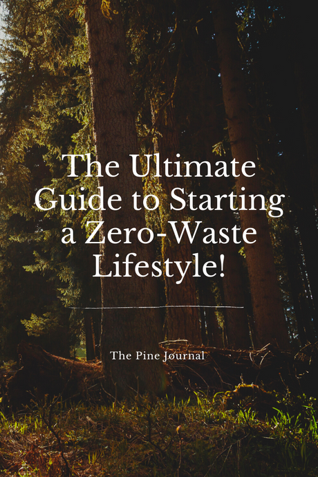 The Ultimate Guide to Starting a Zero-Waste Lifestyle!