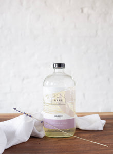 The Bare Home Lavender + Sage Laundry Detergent
