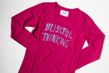 Load image into Gallery viewer, Lovbird Blissful Thinking Long Sleeve
