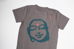 Lovbird Laugh like a Buddha Short Sleeve