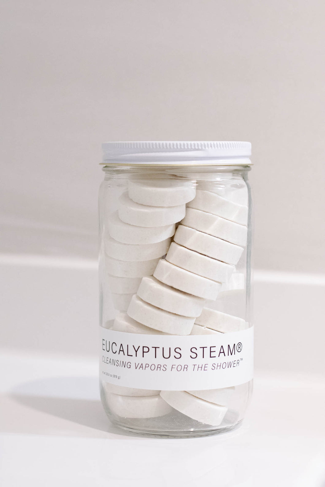 Eucalyptus Steam Shower Rounds