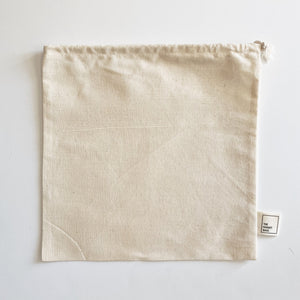 The Market Bags - Small Organic Cotton Muslin Bag