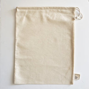 The Market Bags - Large Organic Cotton Muslin Bulk Bag
