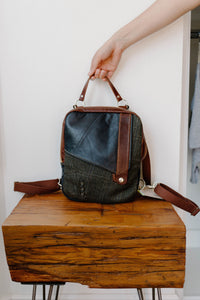 Denims Miner Commuter Bag - Mined ReCreations
