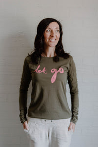 Lovbird Let Go Long Sleeve