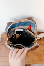 Load image into Gallery viewer, Denims Miner Commuter Bag - Mined ReCreations