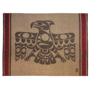 Wool Blanket - Northwest Coast
