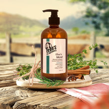 Load image into Gallery viewer, Thieves and Thyme Herbal Hand Soap