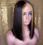 Highlight Bob Lace Front Wig