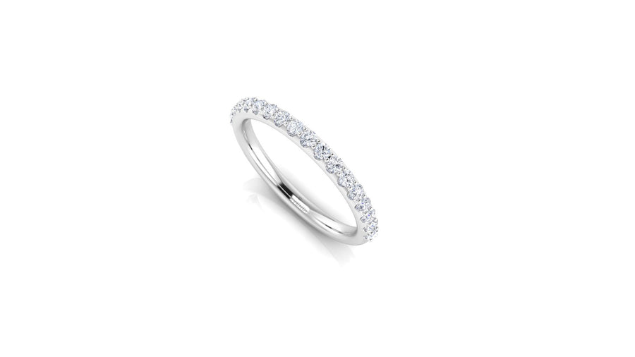 CLASSIC LEVENDI - DIAMOND WEDDING BAND