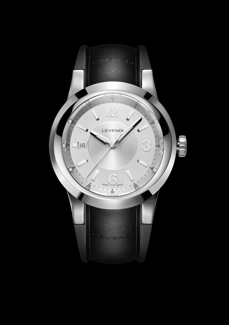 ITHACA CLASSIC - SILVER DIAL