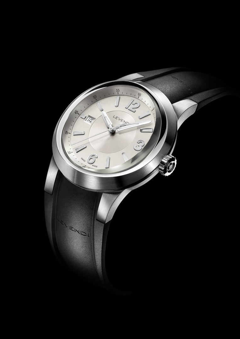 ITHACA CLASSIC - IVORY DIAL