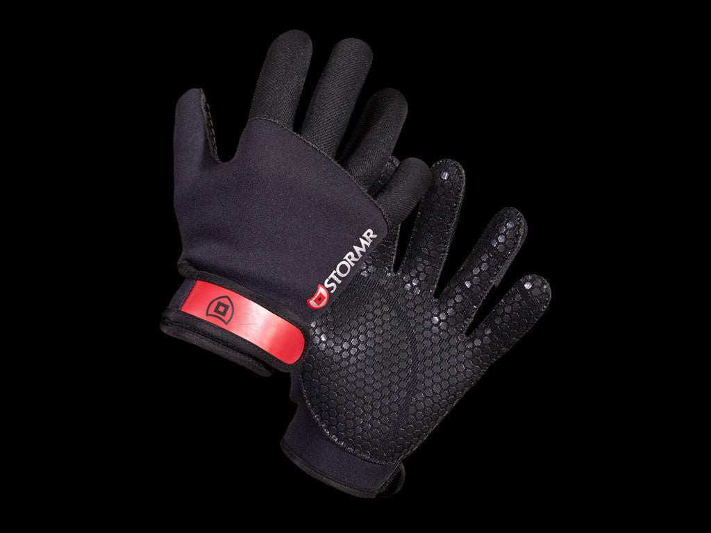 Mens Strykr Neoprene Gloves by Stormr