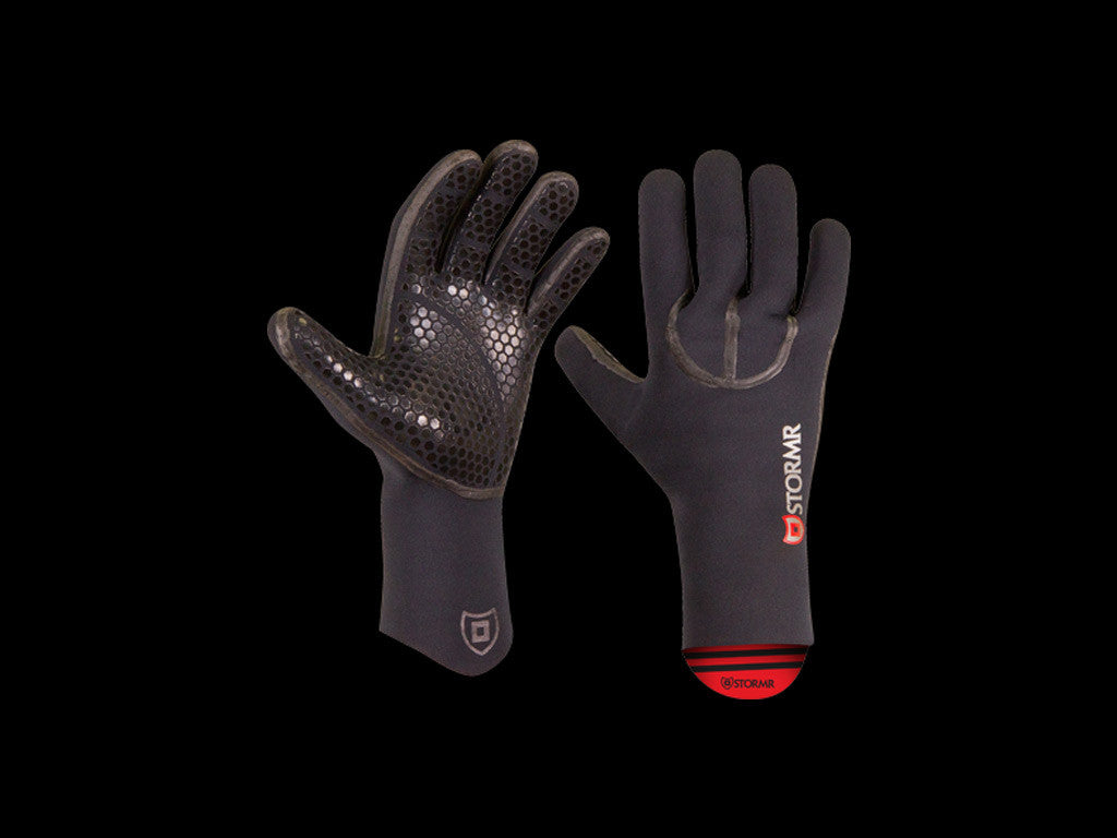 Mens Typhoon Neoprene Gloves by Stormr