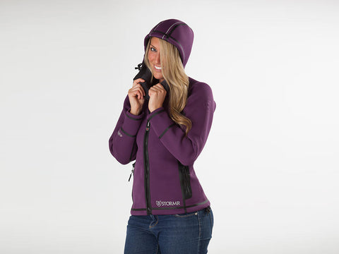 Womens Typhoon Jacket by Stormr