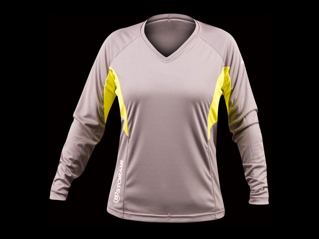 Womens UV Shield Long Sleeve by Stormr