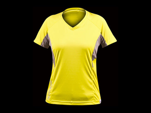 Womens UV Shield Short Sleeve by Stormr