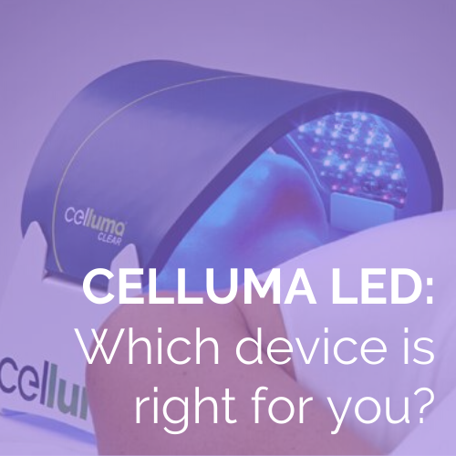 How to pick the right Celluma LED device for you