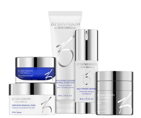 ZO Skin Health - daily products - The Virtual Aesthetic Clinic
