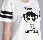 powerpuff girl crop top